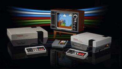 Photo of LEGO Super Mario 71374 – Das Nintendo Entertainment System kommt als Bauset
