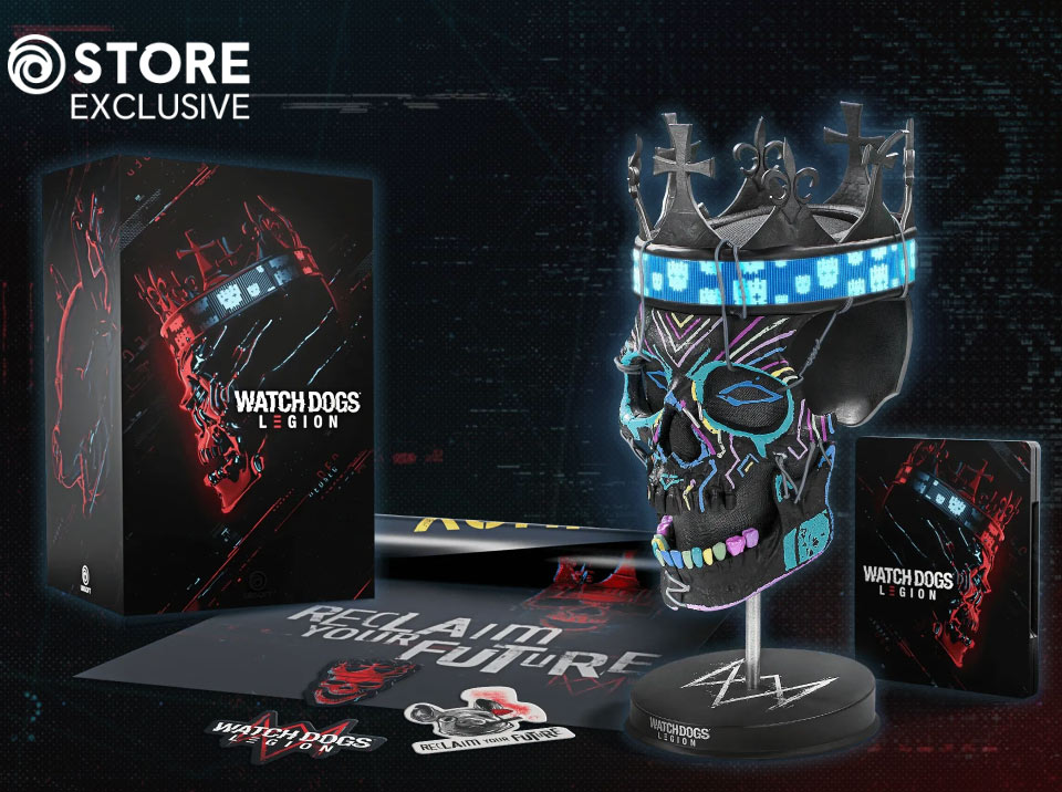Watch Dogs: Legion - Collector's Edition