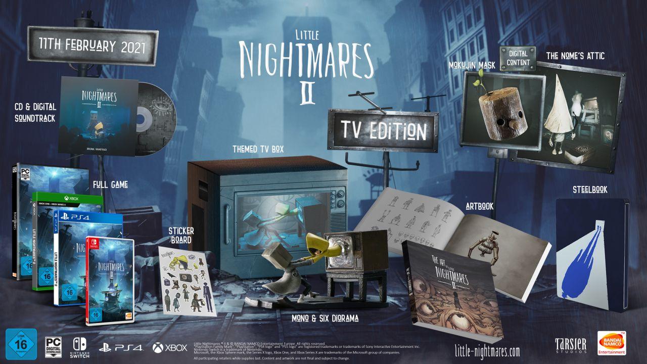 Little Nightmares II - TV Edition