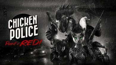 Bild von Chicken Police – Die Ermittlung startet im November, neuer Trailer