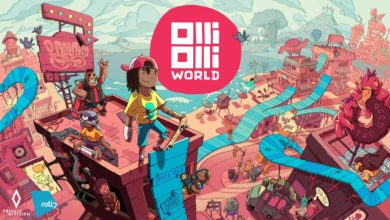 OlliOlli World