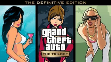 GTA Grand Theft Auto: The Trilogy – The Definitive Edition